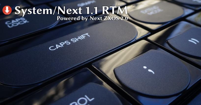 RTM 1.1 update